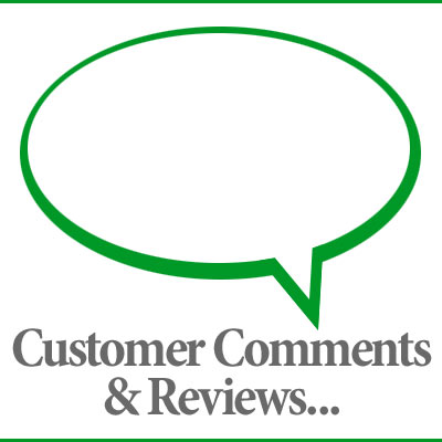 click to view customer comments about our carlet cleaning and uphostery cleaning services